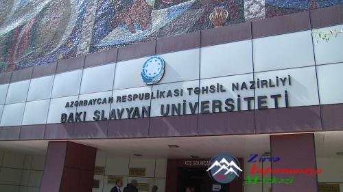 Bakı Slavyan Universitetində islahatlar davam edir