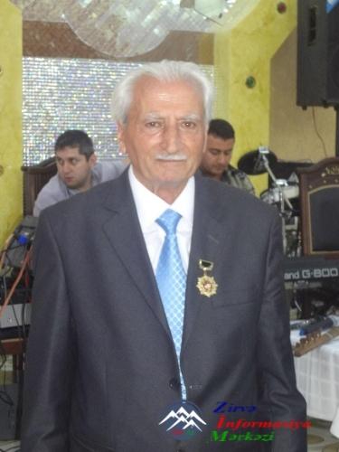 Professor Mədəd ÇOBANOV - 75