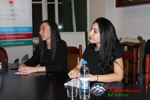 Polşada yeni Azərbaycan diaspor təşkilatı yaradılıb