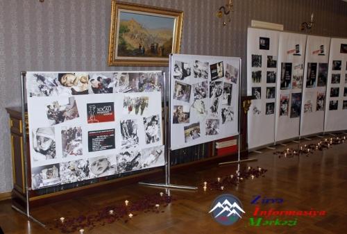 Tbilisidə keçirilən konfransda Xocalı hadisələrinin acı nəticələrindən bəhs edilib