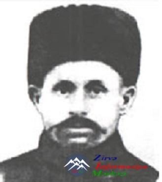 Şair Ağacan (1886 - 1951)