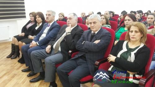 Rabitə və Nəqliyyat Kollecində 26 fevral Xocalı soyqrımı ilə əlaqədar toplantı keçirilib