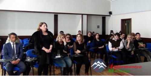 """""""Bizləri döyüşə səsləyir Allah"""" klipinin təqdimatı olub"""