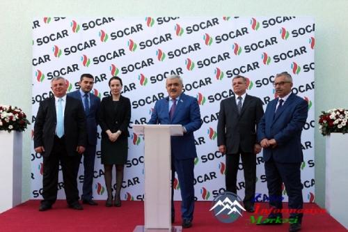 Gürcüstanda SOCAR-ın maliyyə vəsaiti hesabına təmir olunmuş daha bir məktəb ...