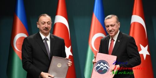 İlham Əliyevin qardaş Türkiyəyə işgüzar səfəri