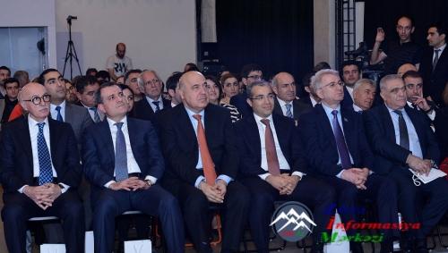 """""""Təhsil"""" TV-nin hazırladığı filmlər təqdim olunub"""