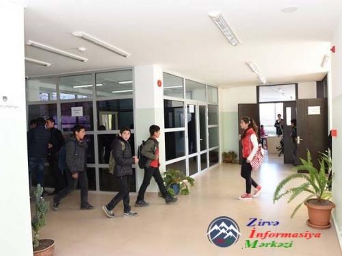 Gürcüstanda yeni Azərbaycandilli orta məktəbin açılışı olub