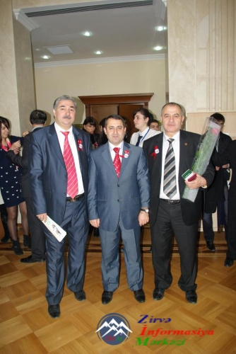 Professor Sübhan Namazov AzTU-nun Beynəlxalq əlaqələr üzrə prorektoru təyin olunub