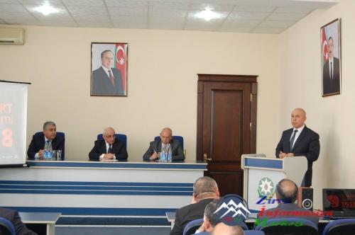 SDU-da 31 mart - Azərbaycanlıların Soyqırımı Günü qeyd edildi