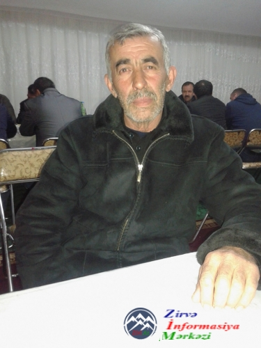 Şəhid mayor Təbriz MUSAZADƏnin atası  Taryel MUSAYEV dünyasını dəyişib