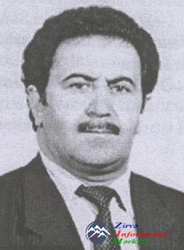 VƏLİ PAŞAYEV (1940)