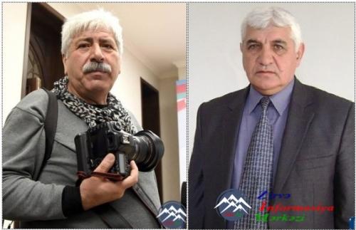 """TƏBRİK EDİRİK!... İki azərbaycanlı jurnalist """"Gürcüstanın Əməkdar jurnalisti"""" adına layiq görülüb"""