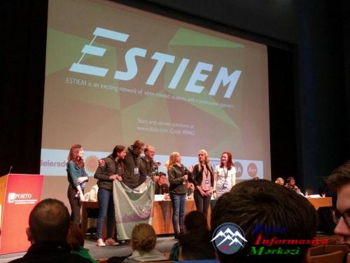 ESTIEM LG Baku təşkilatının uğurları