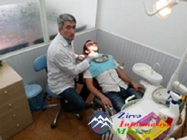 Stomatoloq cərrah - Rəşid Vilayət oğlu Mursaqulov