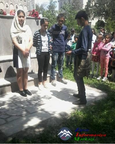 """Baydar əsas məktəbində """"Qələbə günü"""""""