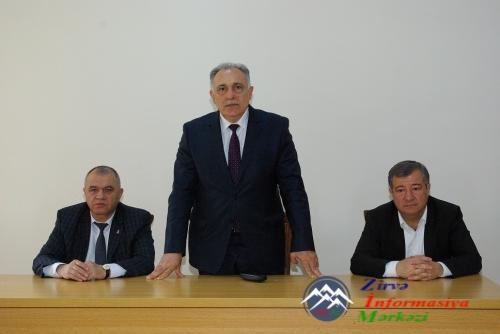 AzTU-da müharibə veteranları ilə görüş keçirilib