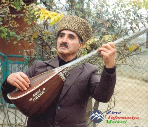 Aşıq Məsim SADAXLI (1940)