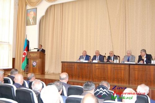 SDU-da Magistrantların XVI Respublika Elmi Konfransı keçirilib