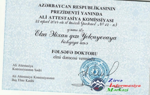 Yırğançaylı Ömər ağa və onun nəsil şəcərəsi haqqında...