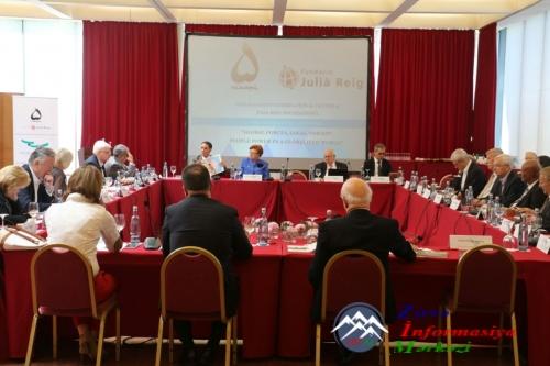 Nizami Gəncəvi Beynəlxalq Mərkəzinin VIII Ali Səviyyəli toplantısı başa çat ...