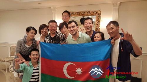 Yaponiyada yeni Azərbaycan diaspor təşkilatı yaradılıb