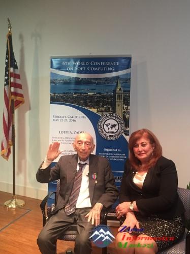 Berkli Universitetinin professoru, məşhur soydaşımız, dünya şöhrətli alim LÜTFİ-ZADƏ ilə müsahibə