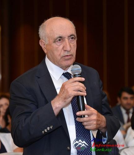 """""""Məqsəd keyfiyyətdir: təhsilimiz təhlil müstəvisində"""" adlı təqdimat mərasimi"""