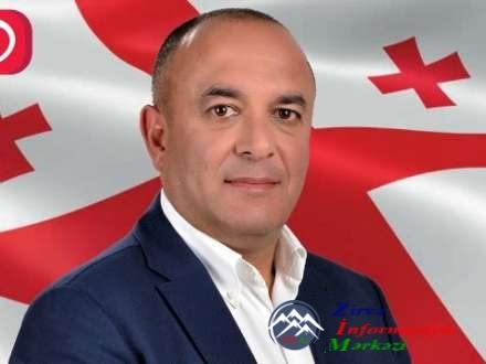 Saakaşvilinin partiyasındakı azərbaycanlı deputat danışdı