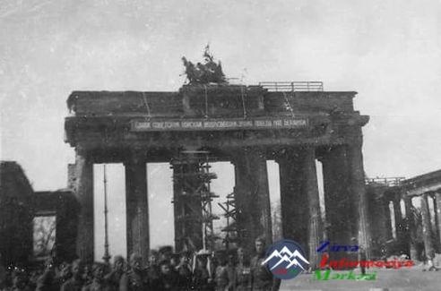 Berlinə ilk dəfə azərbaycanlılar girib - Rusların etirafı