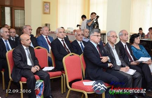Şəkidə demoqrafik inkişaf məsələlərinə həsr olunan konfrans keçirilib