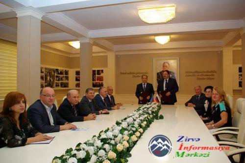 AzTU və Ulyanovsk Dövlət Universiteti arasında əməkdaşlıq müqaviləsi imzalanıb