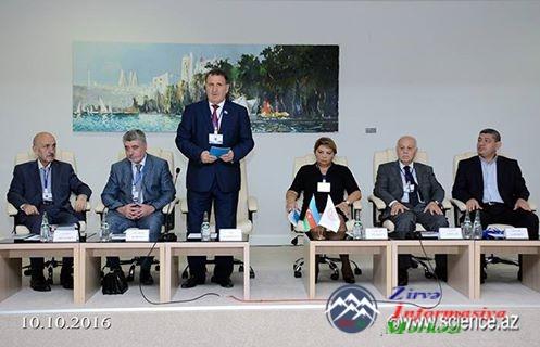 """""""Azərbaycan mühacirət ədəbiyyatı: reallıqlar, problemlər, vəzifələr"""" mövzus ..."""