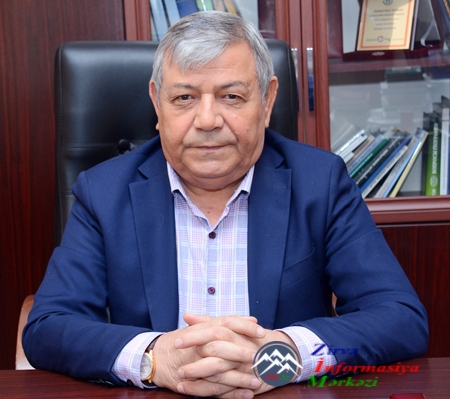 Akademik Ramiz Məmmədov İranda beynəlxalq konfransda iştirak edir