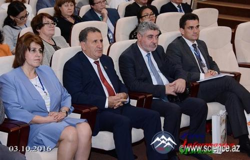 Botanika İnstitutunun 80 illik yubileyinə həsr olunan beynəlxalq konfrans