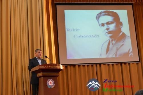 ADPU-da Respublika elmi-praktik konfransı keçirilib