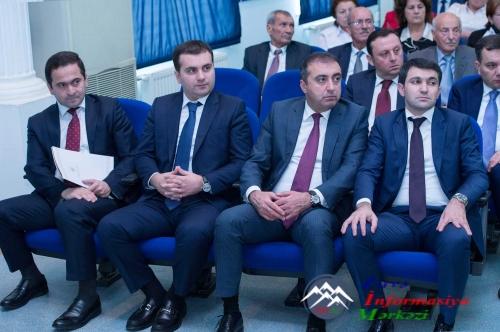 Dövlət təltiflərinin təqdim olunması mərasimi