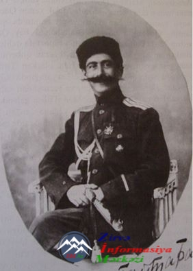 General Əbdülhəmid bəy Qaytabaşı