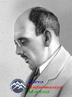AZƏRRBAYCANLILARIN DOSTU - Böyük gürcü yazıçısı Mixeil Cavaxişvili