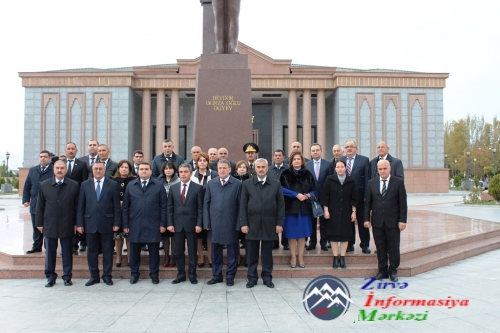 İkinci Azərbaycan Elm Festivalı Naxçıvanda öz işini davam etdirib