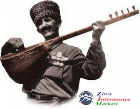 Aşıq Hüseyn Saraclının 100 illik yubiley gecəsi