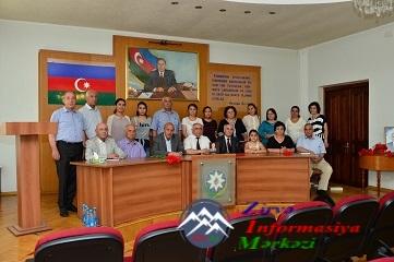 """Pedaqoji Universitetində """"Professor Əmrulla Paşayev"""" kitabının təqdimatı olub"""