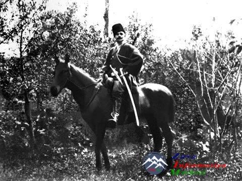 EMİN AĞA BORÇALI (1868-1937)