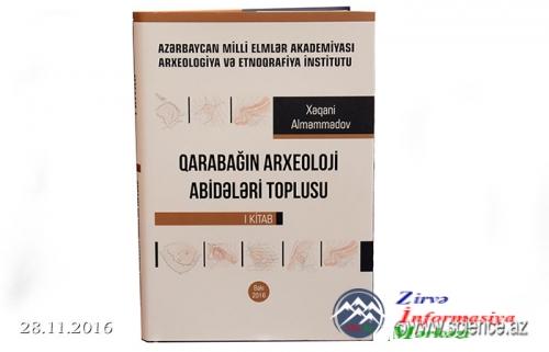 """Bakıda """"Qarabağın arxeoloji irsi"""" mövzusunda beynəlxalq elmi konfrans təşkil edilib"""