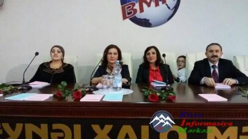 Gənc tədqiqatçı Leyla Məmmədəliyevanın Heydər Əliyev obrazına həsr etdiyi i ...