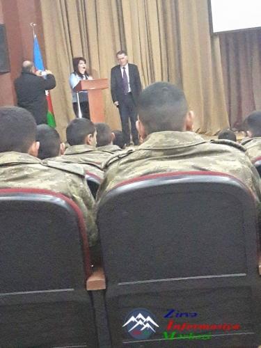 """""""Yeni Yurd"""" ictimai birliyinin fəalları müdavimlərlə görüşüb"""