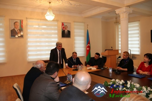 MDB PAA DİMBİ Bakı filialı AzTU-da maarifləndirici tədbir keçirib