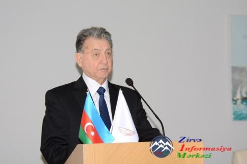 """""""Yeni mərhələdə elmi əlaqələrin inkişafı: dialoq və əməkdaşlıq"""" mövzusunda  ..."""