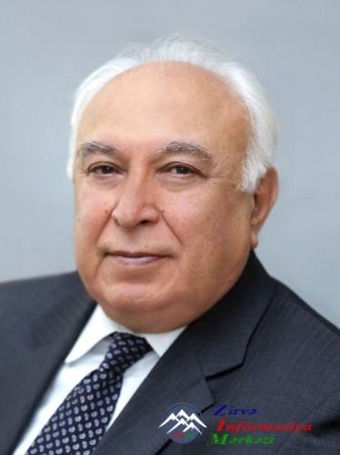 Allah rəhmət eləsin!.. Akademik Arif Şəfaət oğlu Mehdiyev...