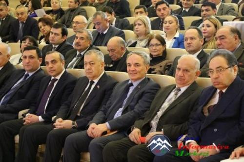 Azərbaycan Milli QHT Forumunun doqquzuncu qurultayı keçirilib