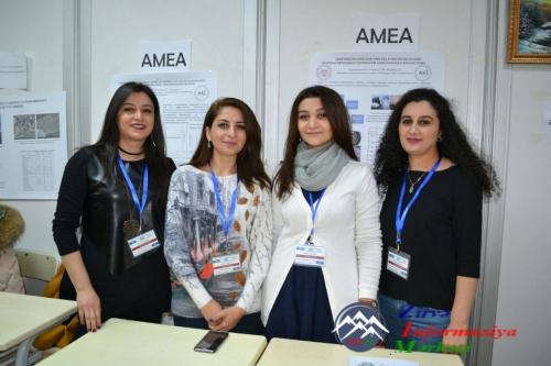 Aşqarlar Kimyası İnstitutunun gənc alimləri Qafqaz Universitetində keçirilən II Qış Elm Festivalının qalibi olublar